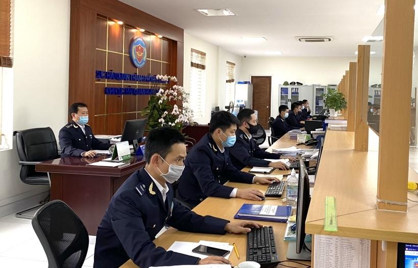 Hải quan Hải Phòng thu ngân sách 5.000 tỷ đồng trong tháng đầu năm