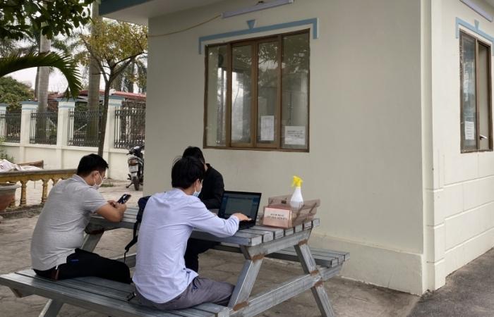 Vừa chống dịch Covid-19, Hải quan Hưng Yên vừa thông quan hơn 600 tờ khai/ngày