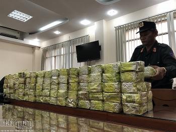 Philippines bắt 270 kg ma túy đá liên quan đường dây Việt Nam vừa triệt phá