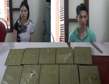 Cao Bằng: Tử hình 1 đối tượng buôn ma túy
