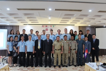 Việt Nam- Campuchia hợp tác chống buôn lậu động vật hoang dã