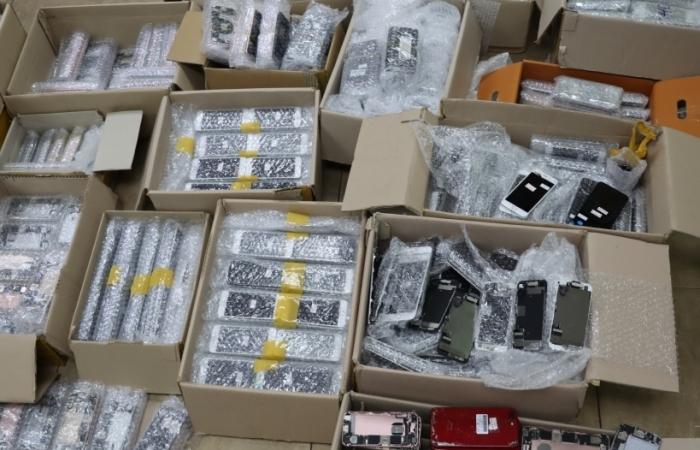 Hải quan xử lý gần 1.000 vụ vi phạm trong tháng 2