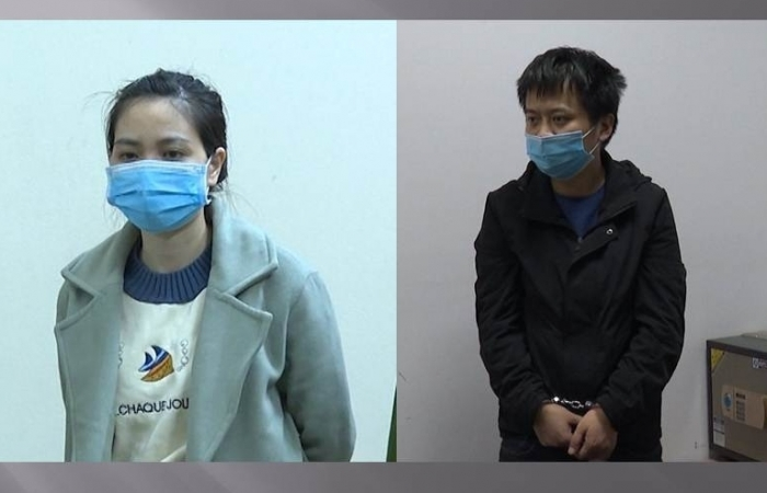 Bắt giám đốc người Trung Quốc trong vụ buôn lậu pin năng lượng mặt trời