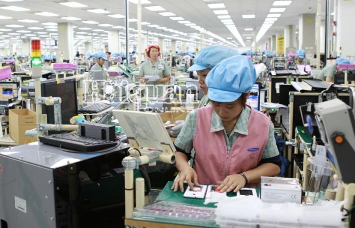 Xuất khẩu điện thoại tăng mạnh ở Trung Quốc giảm ở Mỹ
