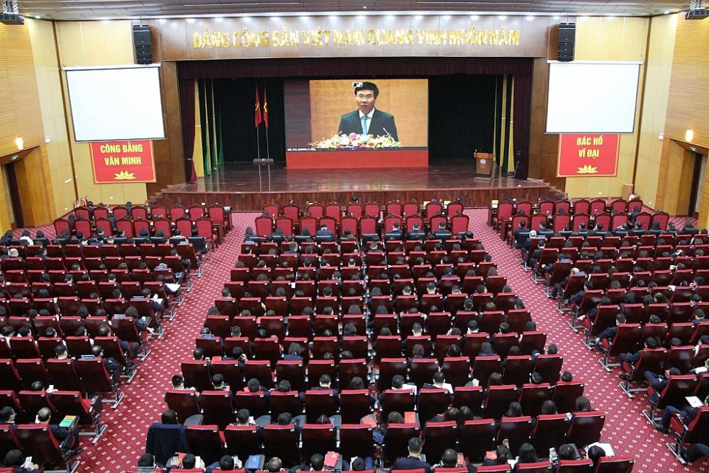 Gần 900 đảng viên cơ quan Tổng cục Hải quan học tập nghị quyết Đại hội XIII của Đảng