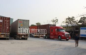 Hải Phòng tăng cường quản lý y tế vận tải hàng hóa khi có hơn 10.000 lượt xe/ngày