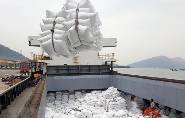 Xuất khẩu gạo vào Indonesia phải dùng vận tải của  Indonesia