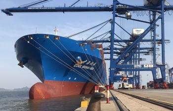 Kim ngạch xuất nhập khẩu tại Hải quan Hải phòng sụt giảm đột biến gần 1 tỷ USD