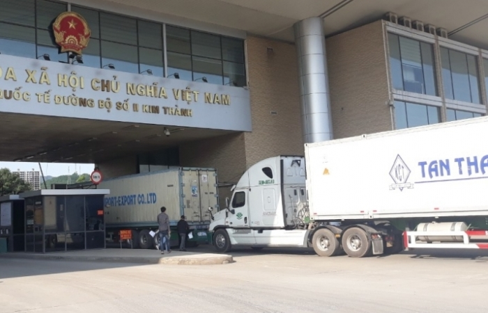 Hải quan Lào Cai thu ngân sách đạt hơn 400 tỷ đồng