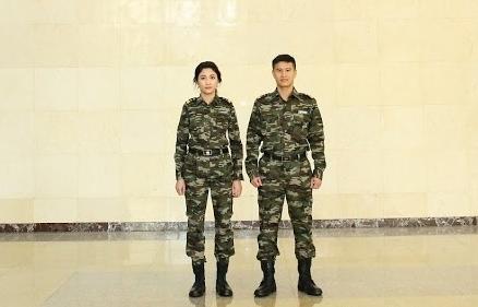 Ngắm trang phục riêng của lực lượng Chống buôn lậu ngành Hải quan