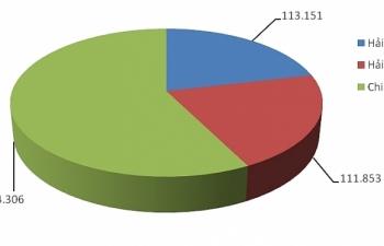 2 chi cục xử lý hơn 100.000 tờ khai ở Hải quan Hải Phòng