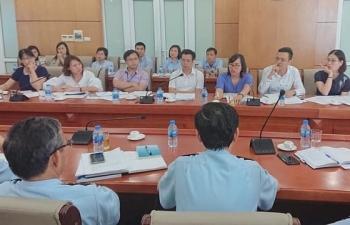 Hải quan Hải Phòng lấy ý kiến về Đề án quản lý nguyên liệu gia công, chế xuất