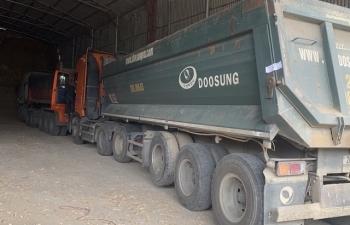 Một cá nhân bị phạt 24 triệu đồng, tịch thu 70 tấn khoáng sản