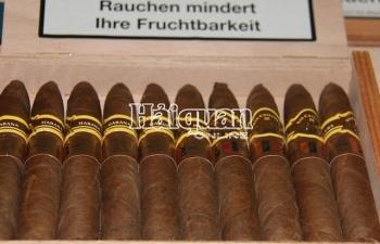Phát hiện xì gà dài nửa mét ở sân bay Nội Bài
