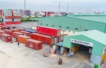 Cung cấp dịch vụ sửa chữa container tại cảng Tân Vũ