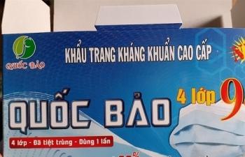 Vụ khẩu trang Công ty Quốc Bảo- kiểm tra nội bộ Cục QLTT Bắc Ninh