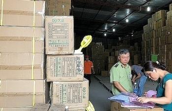 """TP HCM: Xử lý hàng lậu, """"lộ chuyện"""" cho thuê kho bãi hơn 10 tỷ đồng để ngoài sổ sách"""