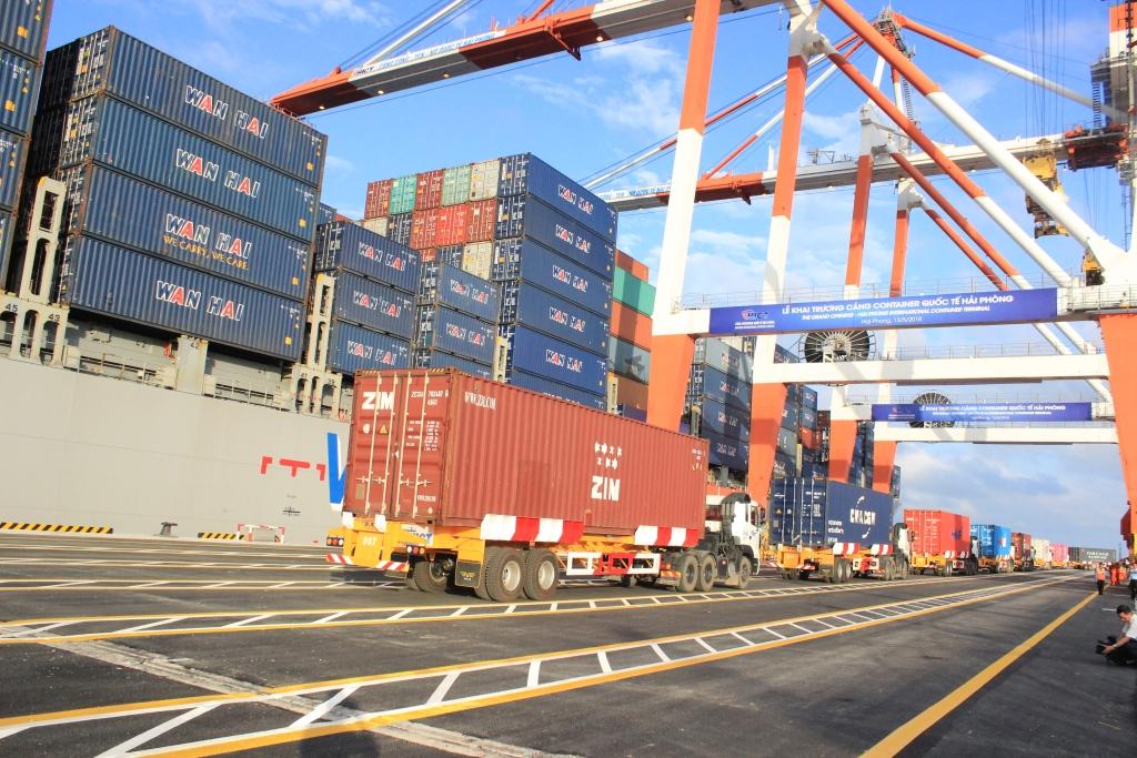Lập Nhóm xây dựng hệ thống chia sẻ kết nối thông tin xuất nhập khẩu giữa các bộ