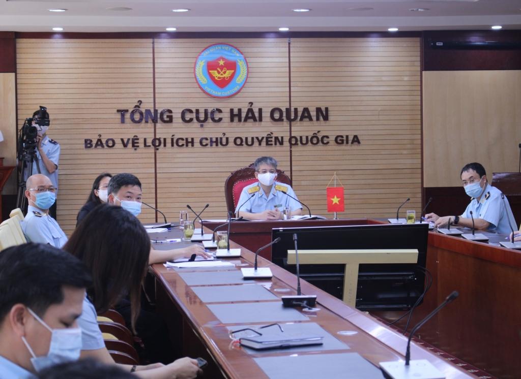 Hải quan Việt Nam- Nhật Bản thảo luận về mô hình hải quan thông minh