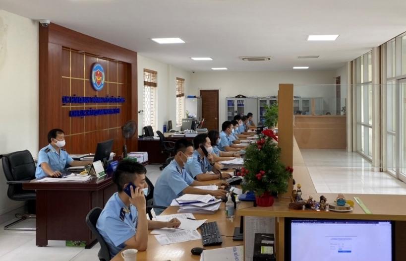 Hải quan Hưng Yên: Đảm bảo chống dịch và thông quan lượng hàng hóa 4,6 tỷ USD