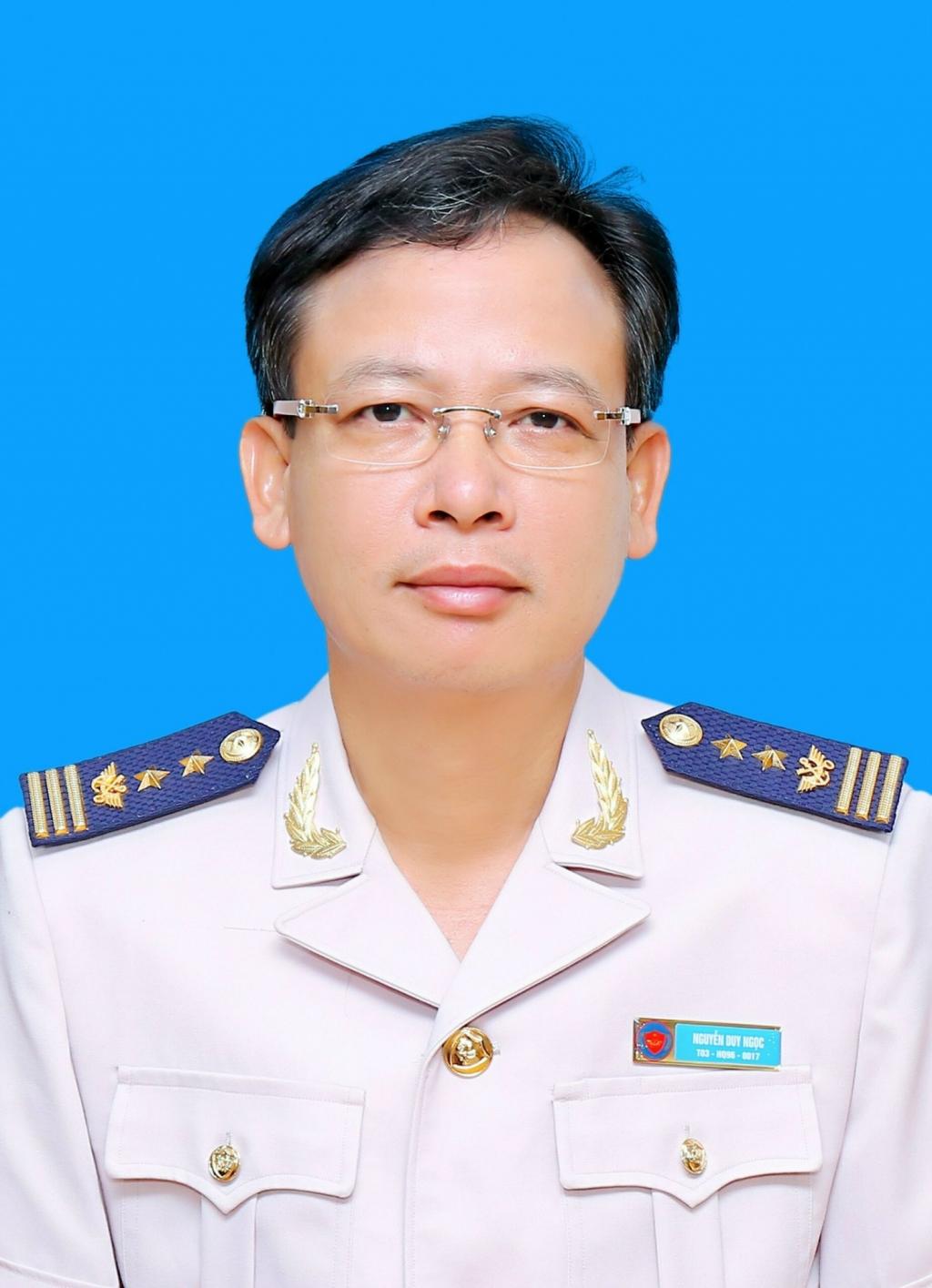 Cục trưởng Hải quan Hải Phòng trúng cử Hội đồng nhân dân Thành phố