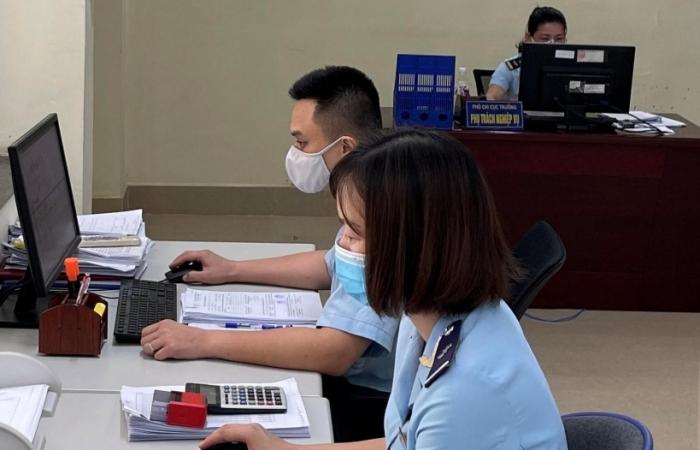 Hải quan Cao Bằng đảm bảo phòng chống dịch và thông quan hàng hóa