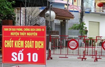 Hải Phòng: Cách ly 100% đối với người đến từ TP HCM
