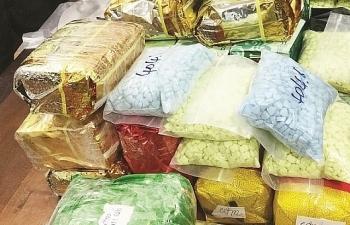 Mở đợt cao điểm tấn công tội phạm ma túy trên biên giới Việt Nam-Campuchia
