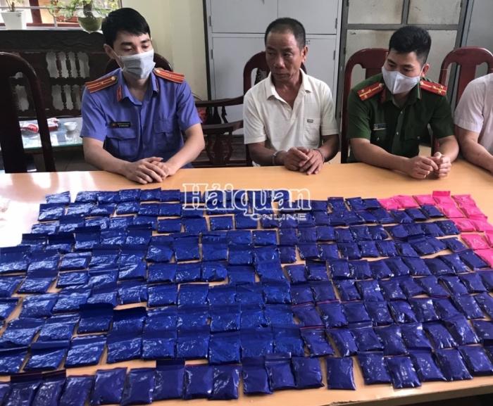 Xuất hiện nhiều đường dây ma túy xuyên quốc gia