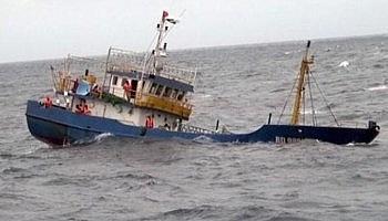 Tàu hàng đâm tàu cá, 5 thuyền viên mất tích trên vùng biển Hải Phòng