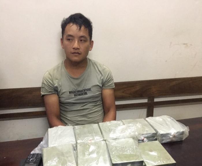 Tiếp tục bắt giữ 17 bánh heroin trong Chuyên án ĐT 1.20