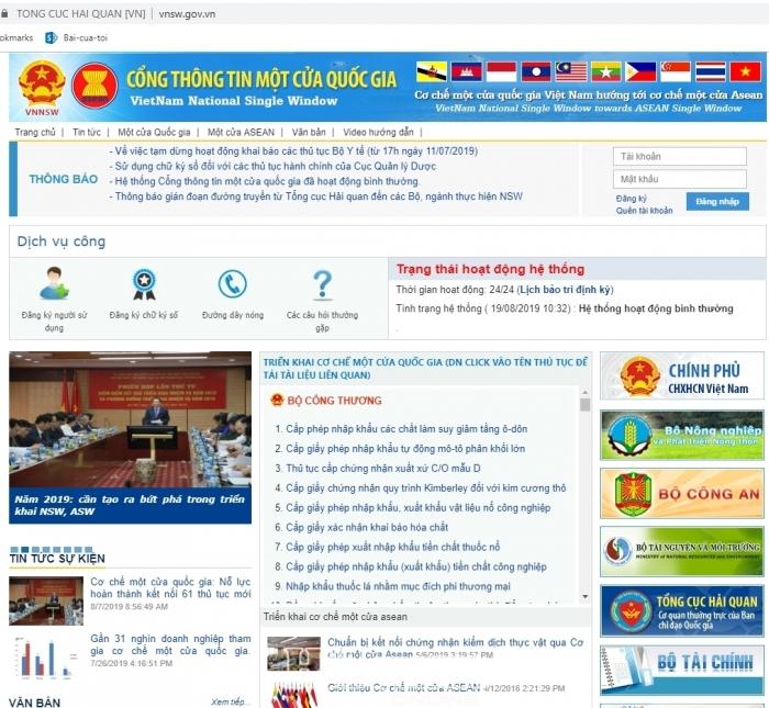Sắp kết nối 2 thủ tục của Bộ Y tế lên Cơ chế một cửa quốc gia