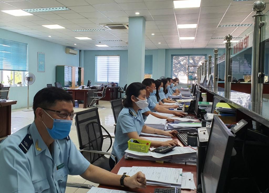 Hải quan KCX và KCN Hải Phòng: Đảm bảo phòng dịch, kim ngạch tăng gần 4 tỷ USD