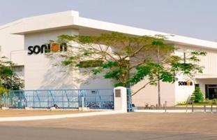 Gia hạn doanh nghiệp ưu tiên đối với Công ty Sonion