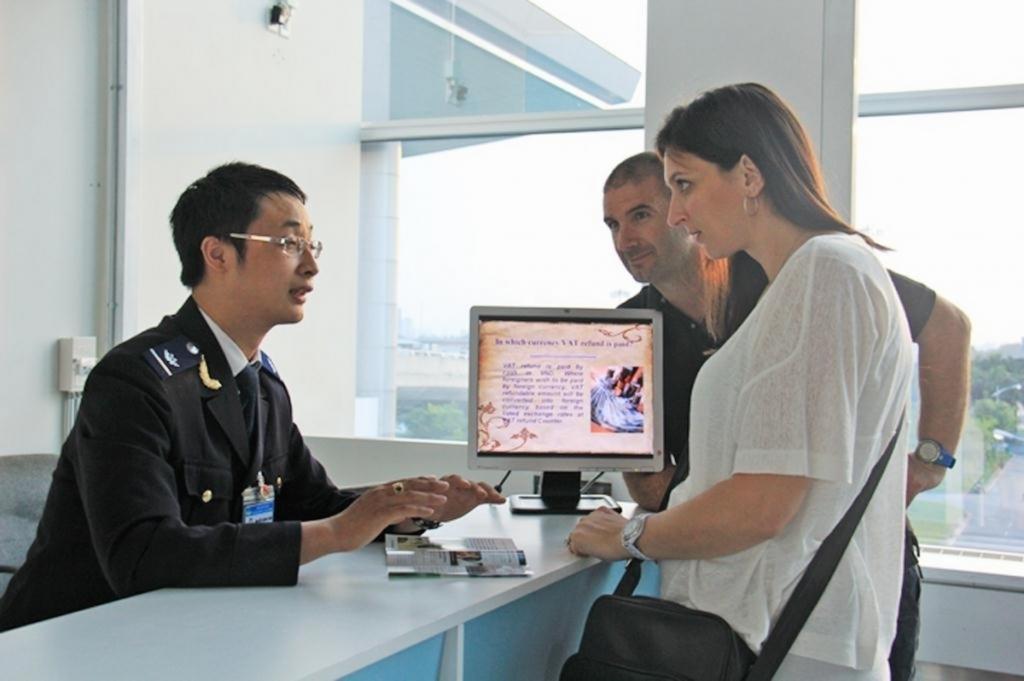 Hướng dẫn thực hiện hệ thống hoàn thuế cho người nước ngoài