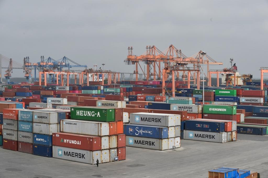 Infographics: Tổng quan xuất nhập khẩu 5 tháng đầu năm 2021
