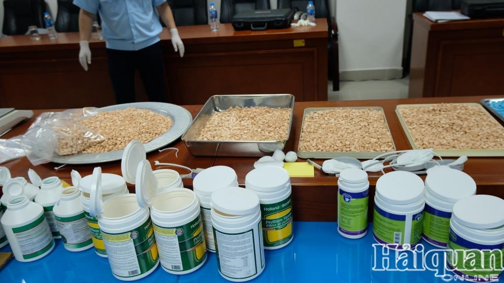 Bắt giữ hơn 2 tấn ma túy và hơn 17.700 đối tượng