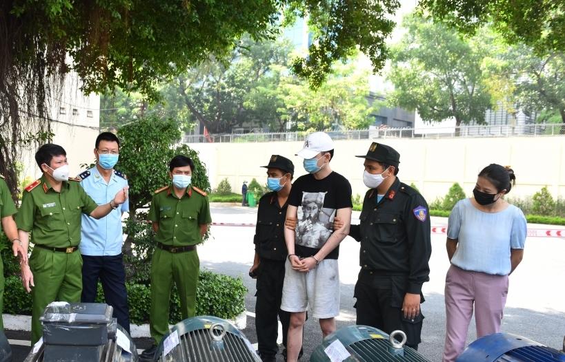 Trùm ma túy người Đài Loan trong vỏ bọc trai Hà Nội