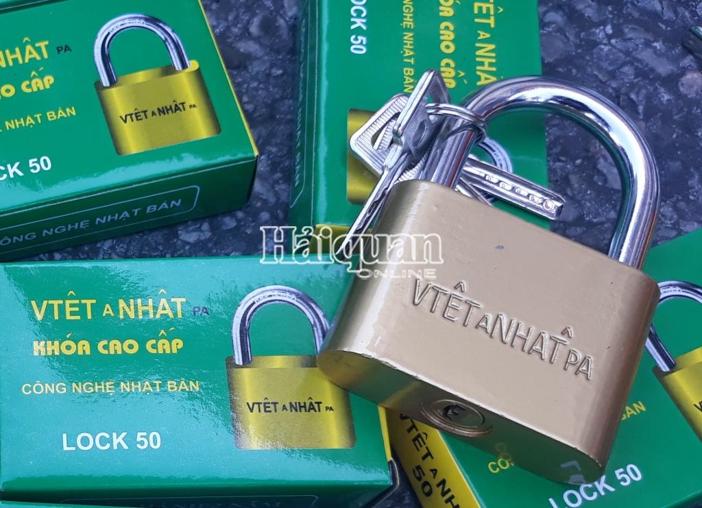 Chuyển Cơ quan cảnh sát điều tra vụ 70.000 sản phẩm giả mạo thương hiệu bị bắt giữ tại cảng Hải Phòng