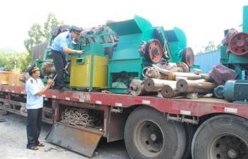 Doanh nghiệp nhập khẩu máy móc đã qua sử dụng phải khai báo rõ mục đích
