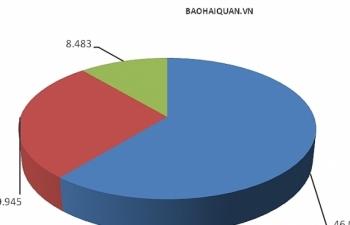 Hơn 75.000 ô tô ngoại đổ về Việt Nam gấp 5 lần cùng kỳ 2018