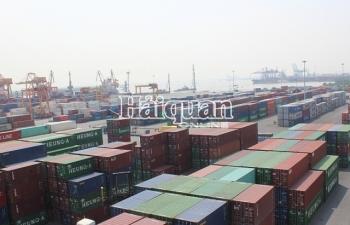 Hải quan Hải Phòng xử lý gần 160 nghìn tờ khai trong tháng 7