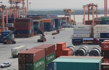 Cảng Hải Phòng thu 1.311 tỷ đồng trong 6 tháng đầu năm
