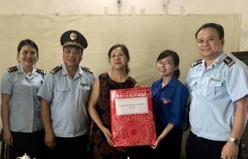 Hải quan Cao Bằng, Hải Phòng tri ân gia đình chính sách