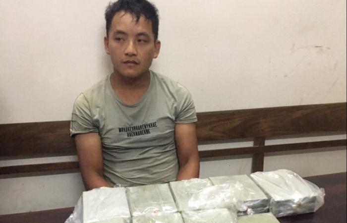 """Bắt giữ hàng trăm kg ma túy và 9 khẩu súng trong """"Tháng cao điểm"""""""
