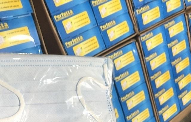 Việt Nam xuất khẩu gần 240 triệu khẩu trang y tế