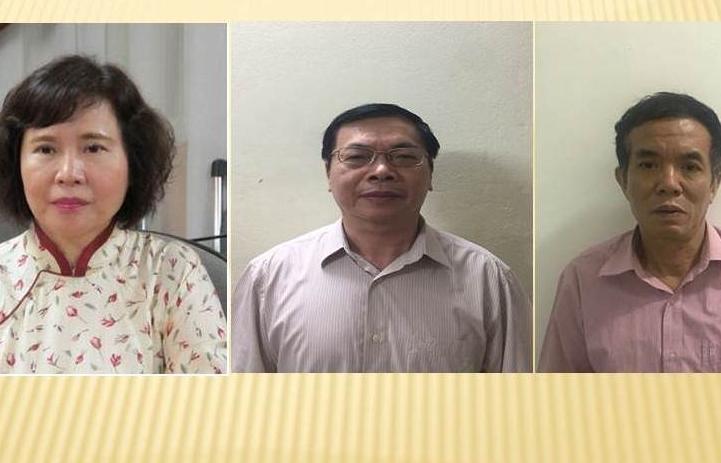 Bộ Công an thông tin chính thức việc khởi tố cựu Bộ trưởng Vũ Huy Hoàng