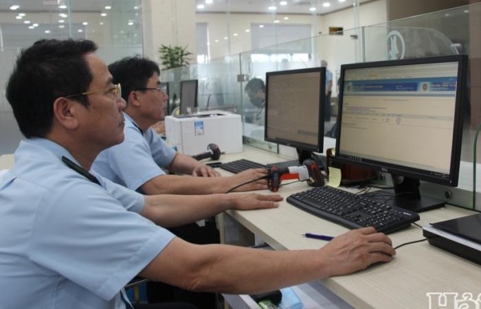 Gần 22.000 tờ khai luồng Đỏ trong tháng 6 tại Hải quan Hải Phòng