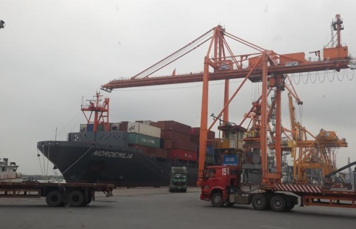 Cảng Hải Phòng thực hiện thanh toán cước phí qua thẻ