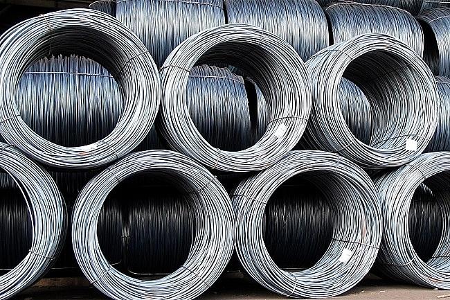 Chi hơn 1 tỷ USD nhập khẩu sắt thép trong tháng 6